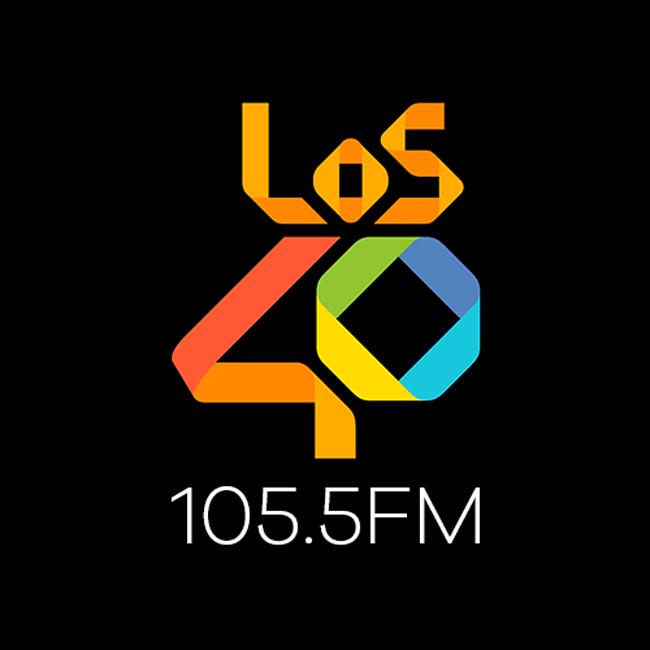 Logotipo de Los 40 Principales 105.5 FM