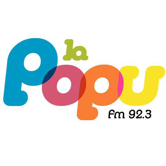 Logotipo de Radio Popular FM 92.3