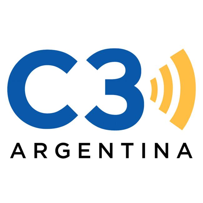 Logotipo de Cadena 3 99.1 FM