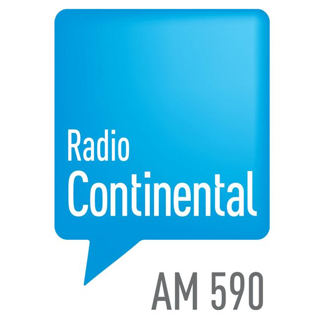 Logotipo de Radio Continental AM 590
