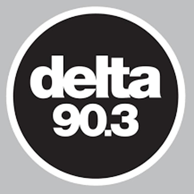 Logotipo de Delta 90.3 FM