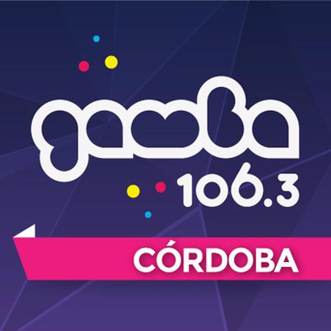 Logotipo de Gamba 106.3 FM