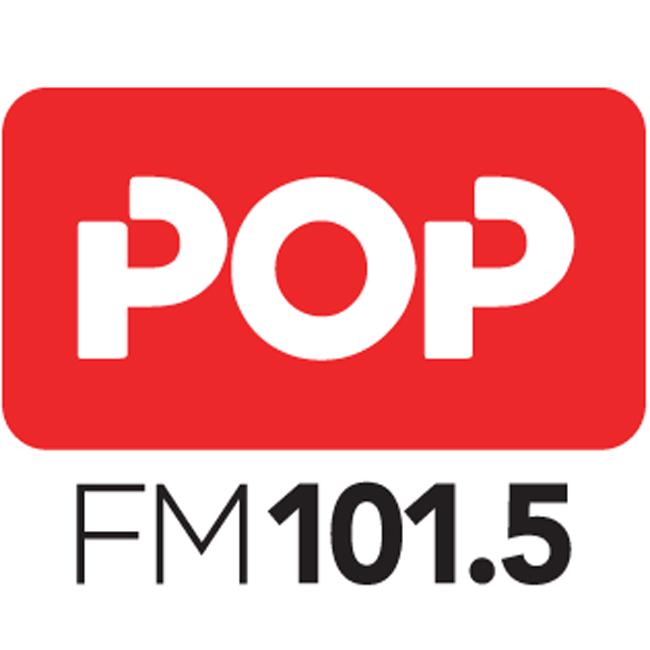 Logotipo de Pop 101.5 FM