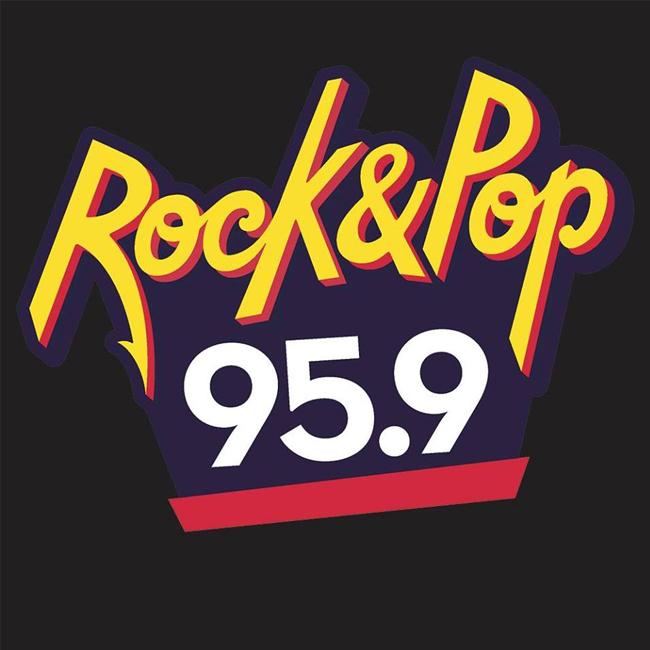 Logotipo de Rock And Pop 95.9 FM