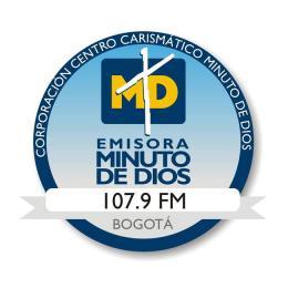 Escuchar en vivo Radio Minuto de Dios 107.9 FM de Bogota, D.C.
