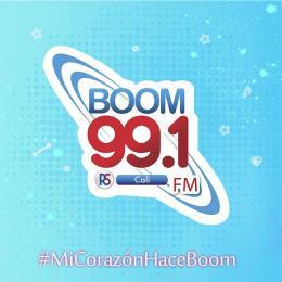 Escuchar en vivo Radio Boom 99.1 FM de Valle del Cauca