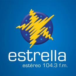 Estrella Estéreo 104.3 FM (0)
