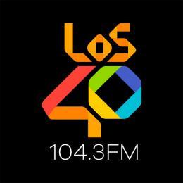 Los 40 Costa Rica 104.3 FM (San Jose)