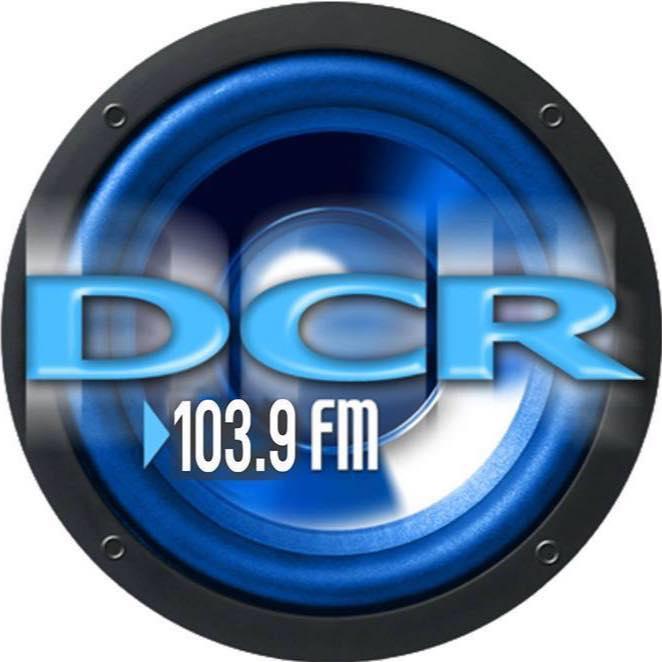 Logotipo de DCR 103.9 FM La Ceiba