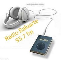 Logotipo de Radio Baluarte 95.7 FM, Guaimaca
