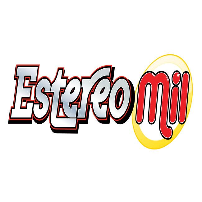 Logotipo de Estereo Mil
