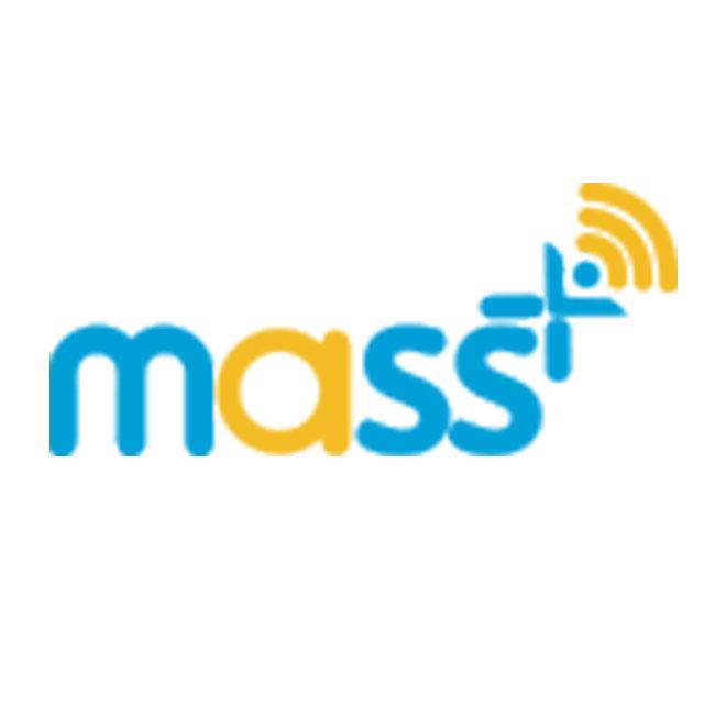 Logotipo de Stereo Mass 98.5 FM