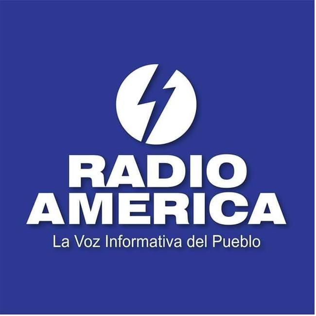 Logotipo de Radio América 94.7 FM