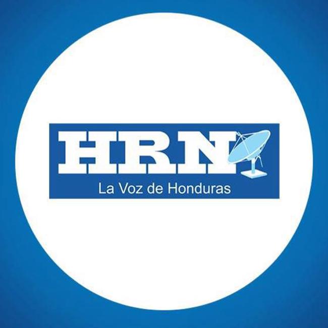 Logotipo de Radio HRN Tegucigalpa