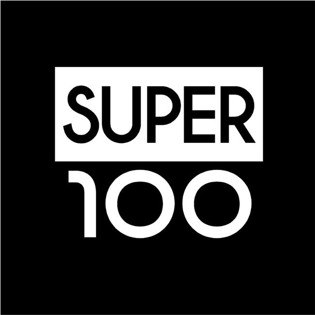 Logotipo de Super 100 Tegucigalpa