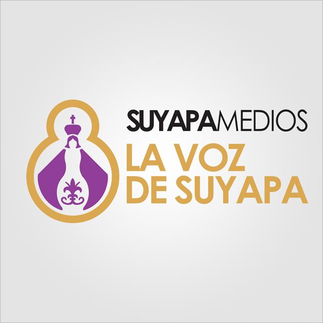 Logotipo de La Voz de Suyapa 910 AM