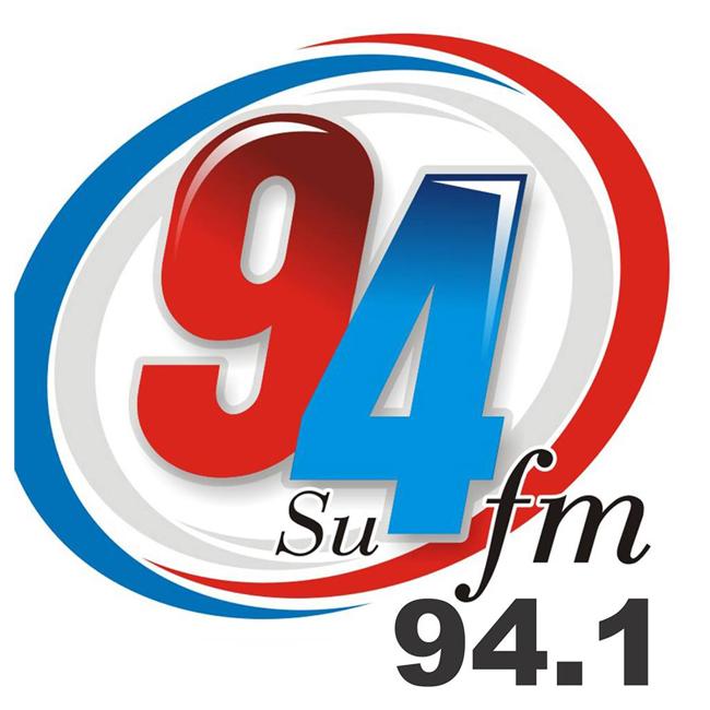 Logotipo de FM 94.1 SU, Tegucigalpa