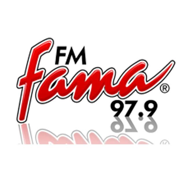 Logotipo de FM Fama 97.7
