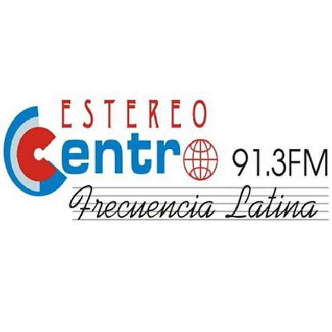 Logotipo de Estéreo Centro 91.3 FM