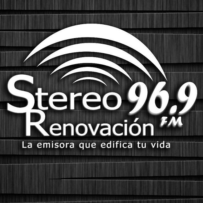 Logotipo de Stereo Renovacion 96.9 FM