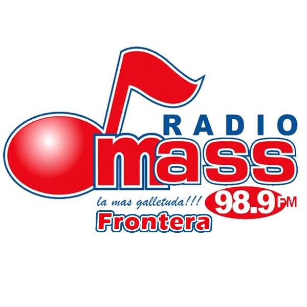 Logotipo de Mass Frontera 98.9 FM