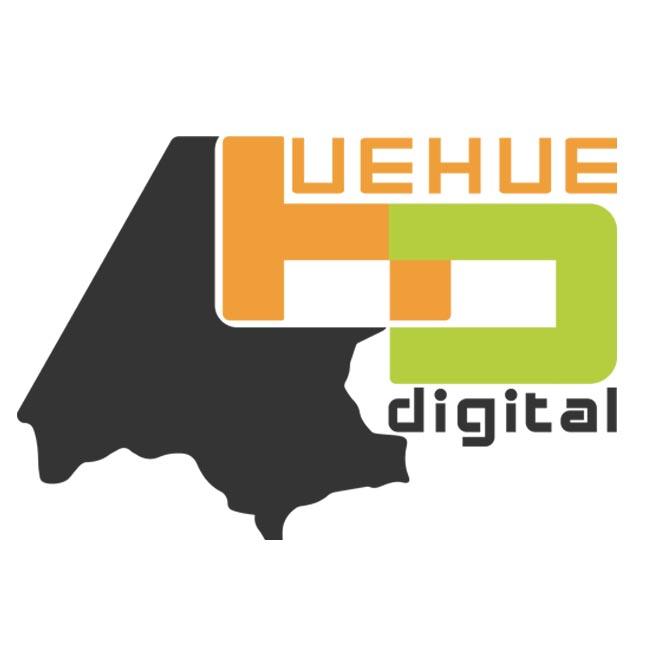 Logotipo de Huehue Digital Radio