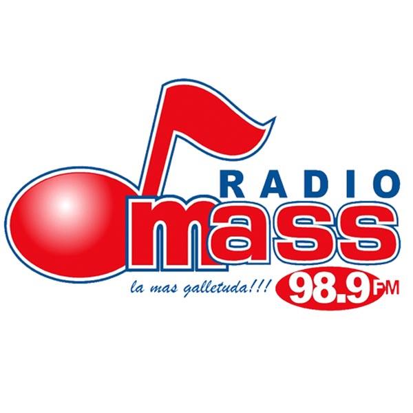 Logotipo de Mass 98.9 fm