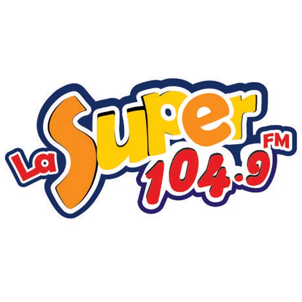 Logotipo de La Super Frontera 104.9 FM