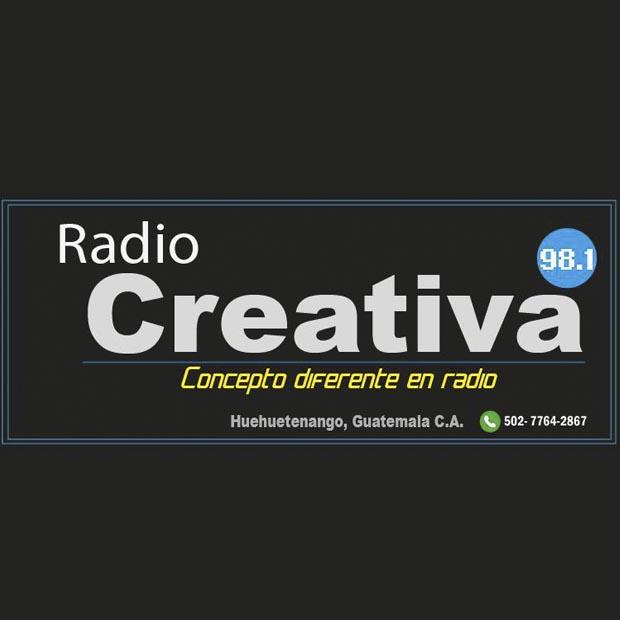 Logotipo de Creativa 98.1