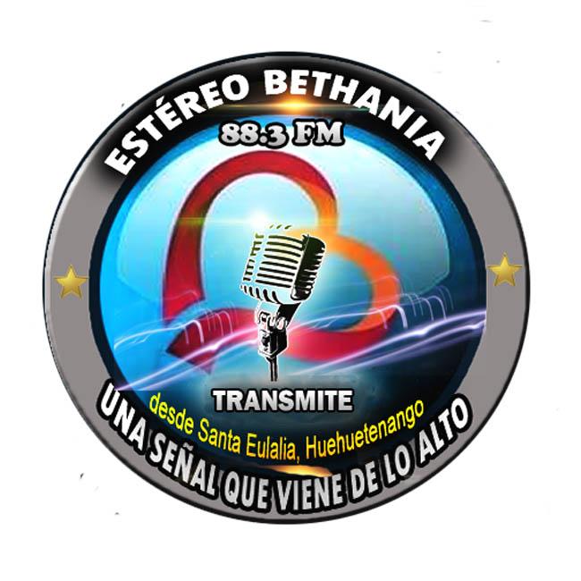 Logotipo de Estereo Bethania