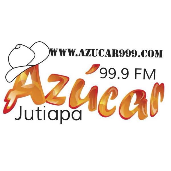 Logotipo de Estereo Azucar Jutiapa 99.9 FM