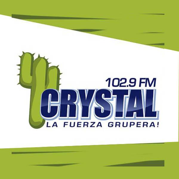Logotipo de Crystal Stereo 102.9