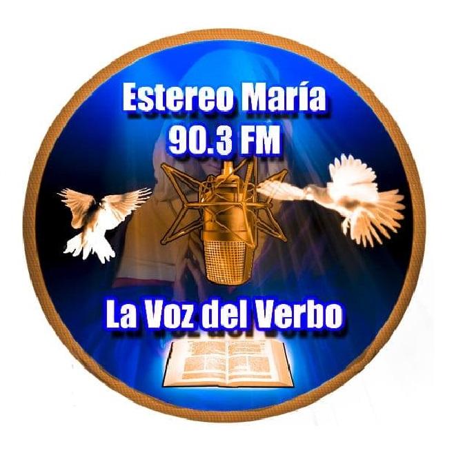 Logotipo de Radio Estereo Maria
