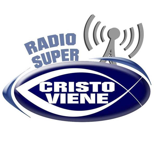Logotipo de Super Cristo Viene