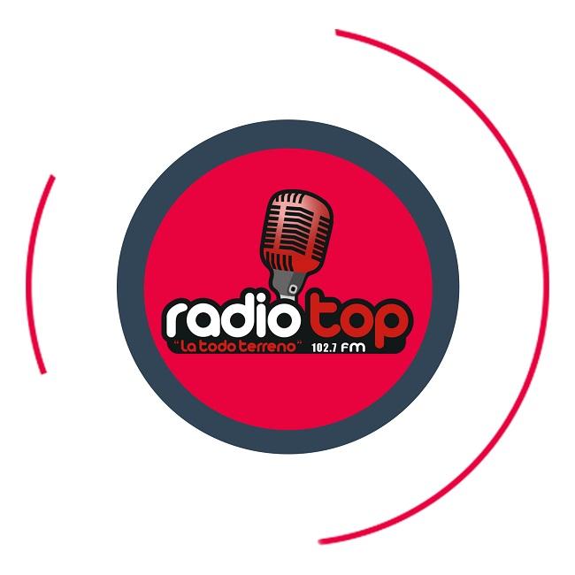 Logotipo de Top Fm Santa Eulalia