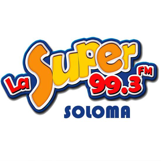 Logotipo de Super Soloma
