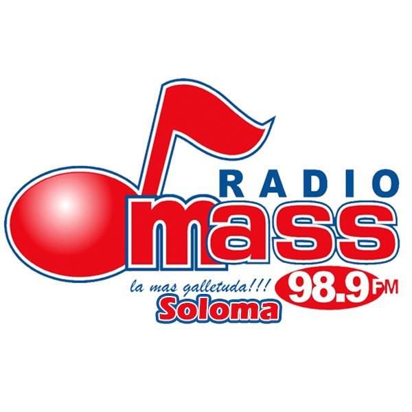 Logotipo de Mass Soloma 989