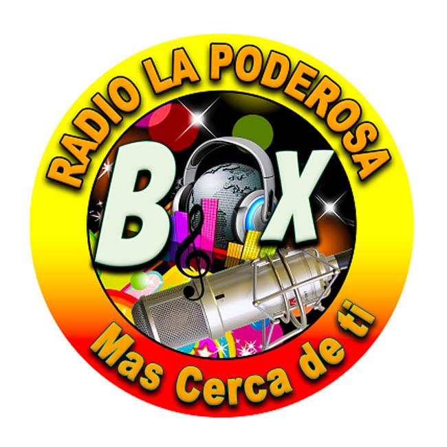 Logotipo de La poderosa BX