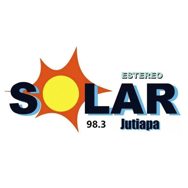 Logotipo de Estereo Solar Jutiapa 98.3 FM