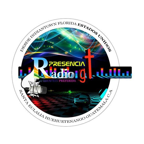 Logotipo de Presencia RadioGT