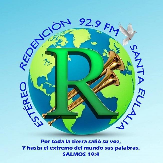 Logotipo de Estereo Redención Santa Eulalia