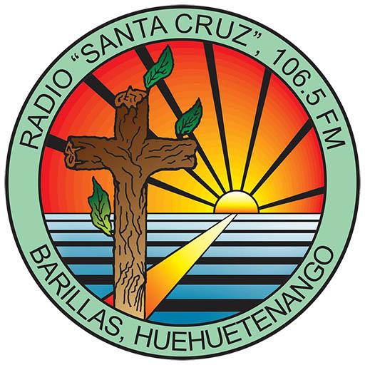 Logotipo de Santa Cruz Barillas 106.5 FM