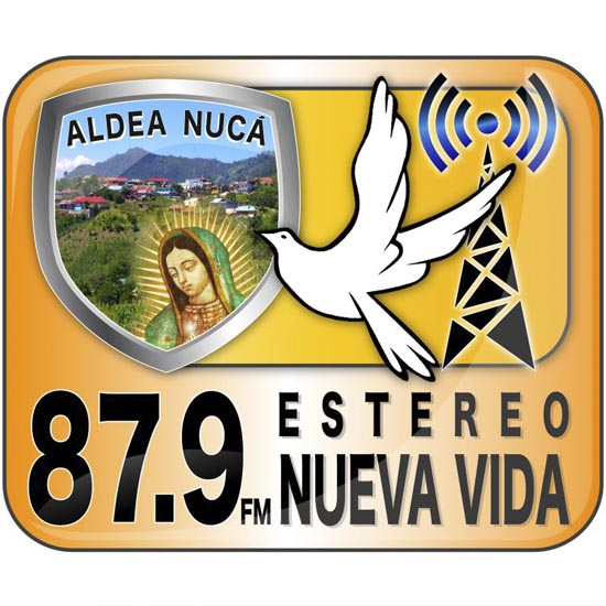 Logotipo de Stereo Nueva Vida Nuca