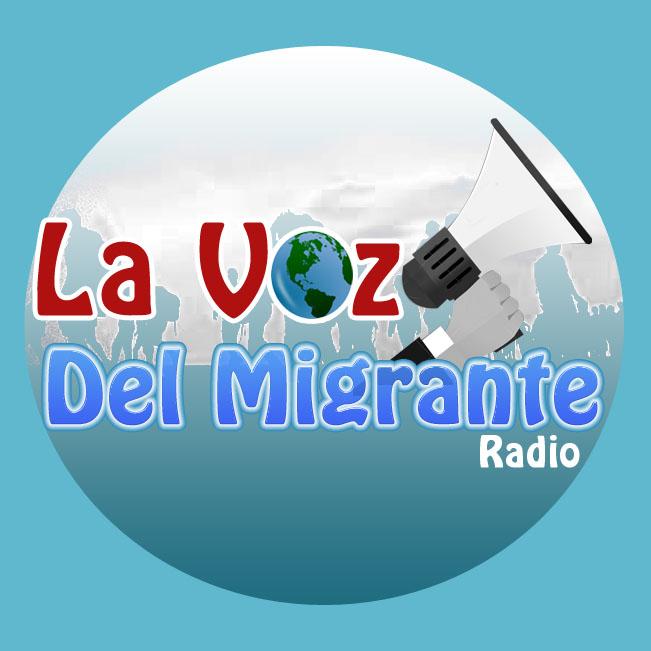 Logotipo de La Voz del Migrante
