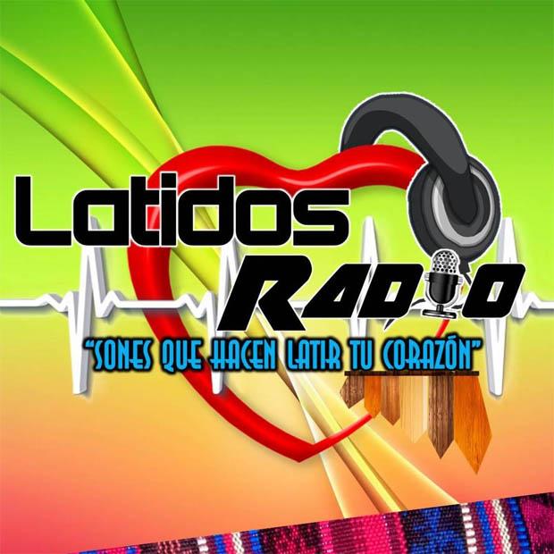 Logotipo de Latidos radio