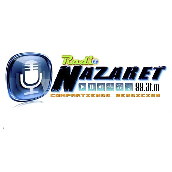 Logotipo de Nazaret 99.3 FM