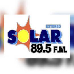 Escuchar Estereo Solar 89.5 FM