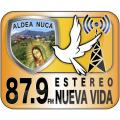 Logo Stereo Nueva Vida