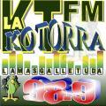 Logo La Kotorra 98.9 FM
