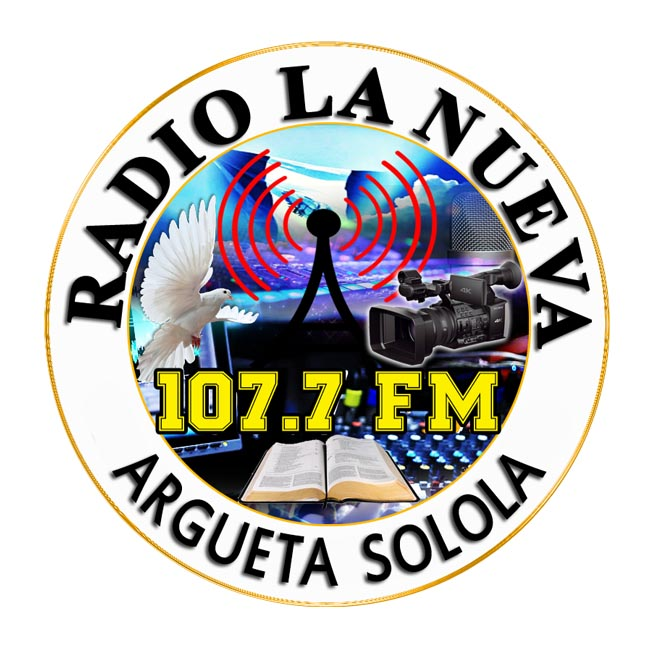 Logotipo de La Nueva 107.7 Fm